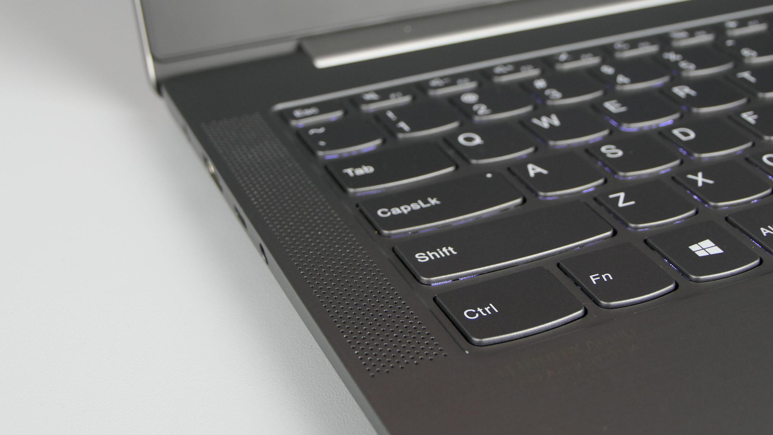 Lenovo IdeaPad S540 (14) - jeden zgłośników