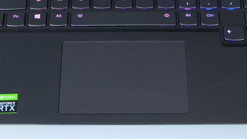 Lenovo Legion 7 15 - touchpad