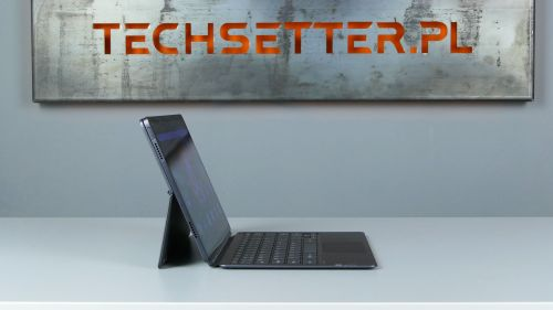 Lenovo Tab P11 Pro wtrybie ultrabooka