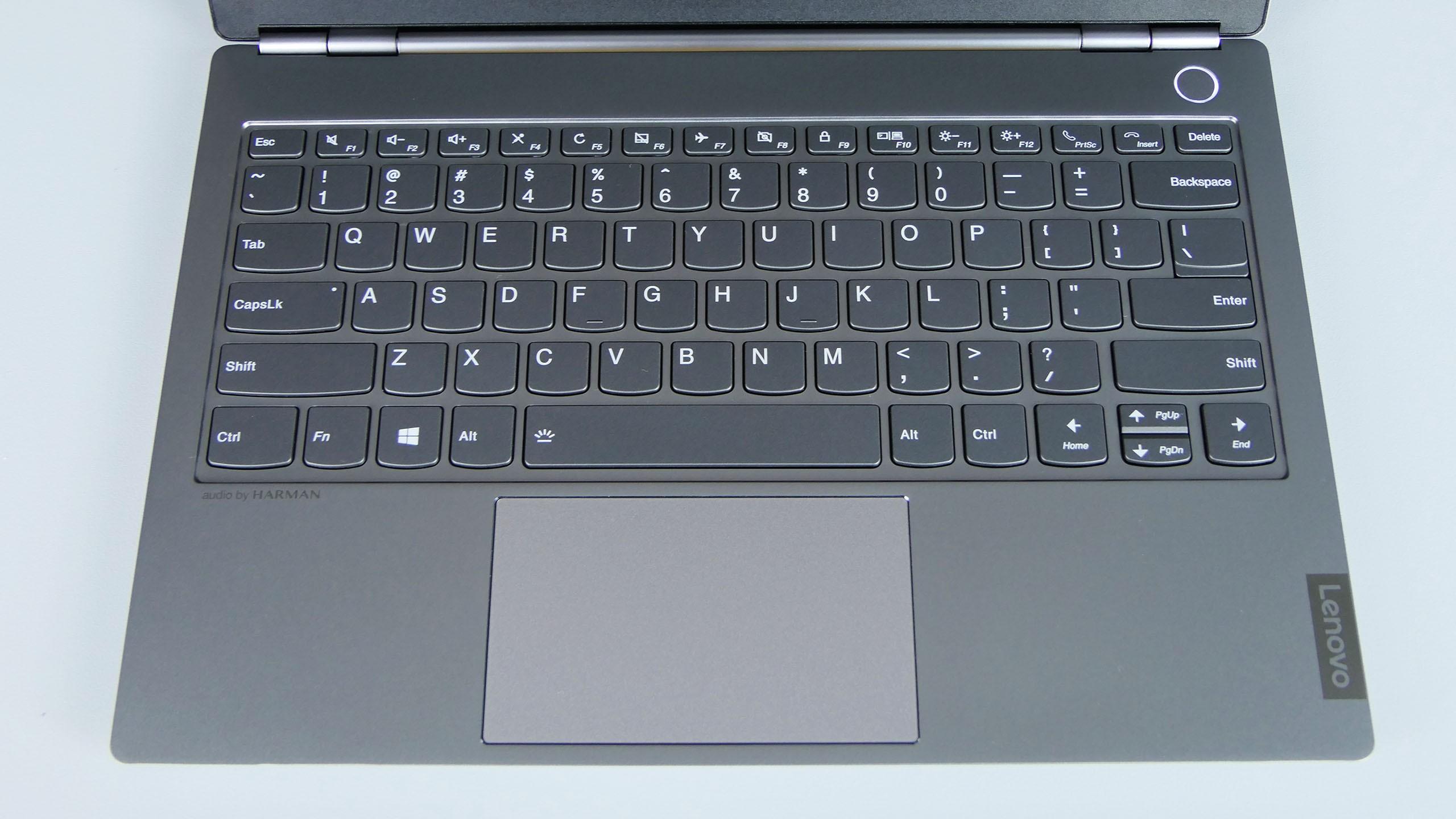 Lenovo ThinkBook 13s - pulpit roboczy w pełnej okazałości
