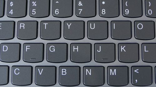 Lenovo ThinkBook 15p - klawiatura