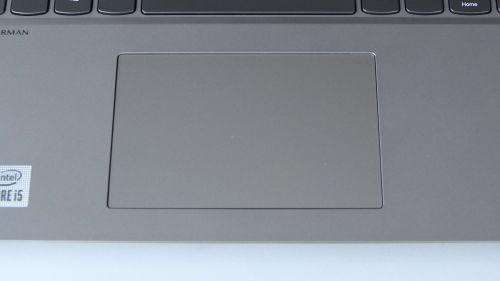 Lenovo ThinkBook 15p - touchpad