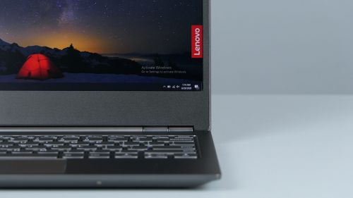 Lenovo ThinkBook Plus - ramki ekranu