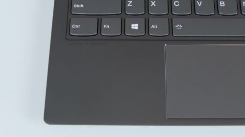 Lenovo ThinkBook Plus - touchpad