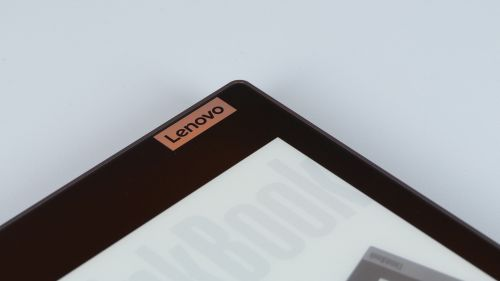 Lenovo ThinkBook Plus - ekran E-Ink