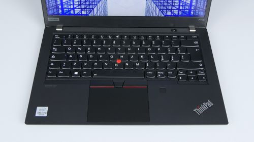 Lenovo ThinkPad P14s gen 1 - pulpit roboczy