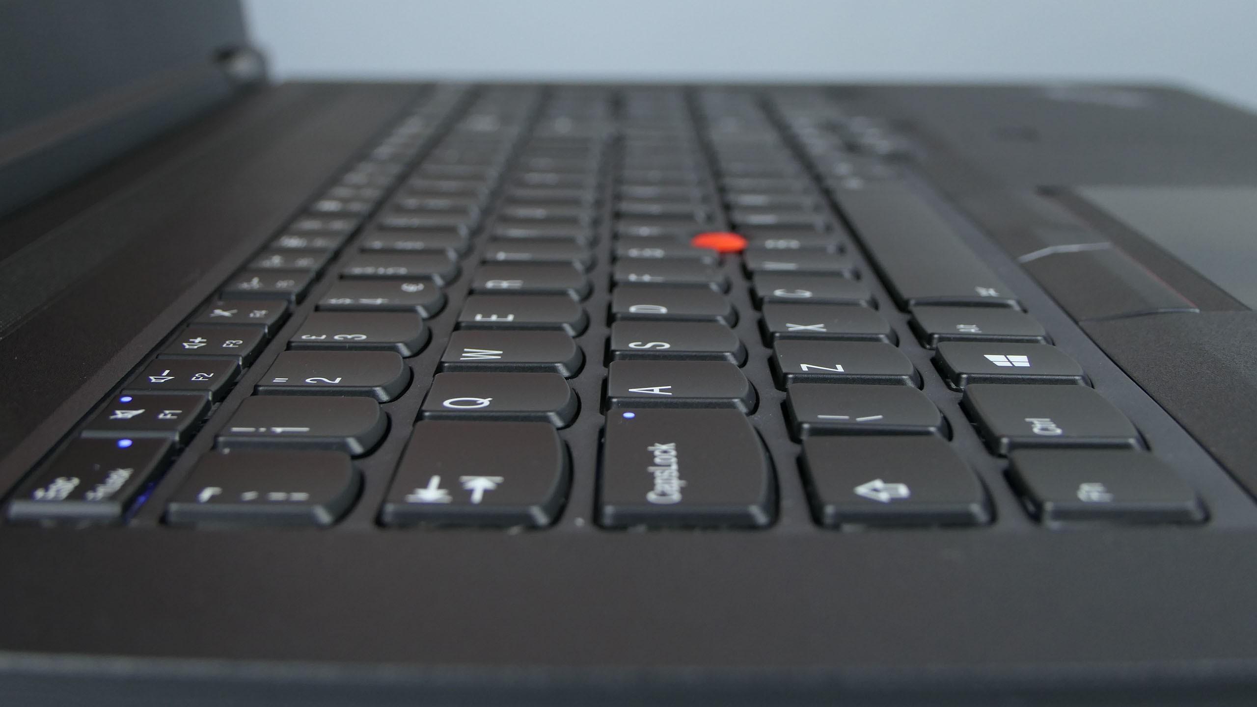 Lenovo ThinkPad P73 - klawiatura