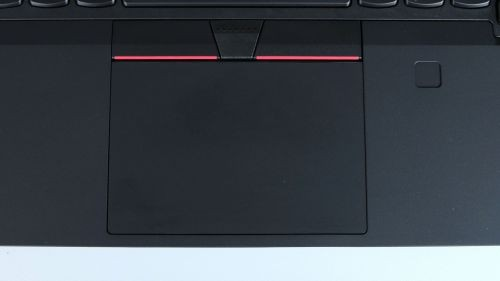 Lenovo ThinkPad T14 Gen 1 - touchpad