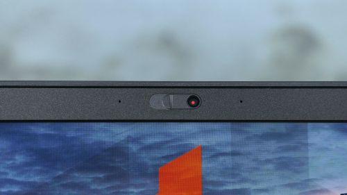 Lenovo ThinkPad T580 - kamerka z zasłoną ThinkShutter