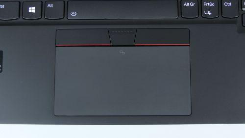 Lenovo ThinkPad X1 Carbon Gen 9 - szklany touchpad
