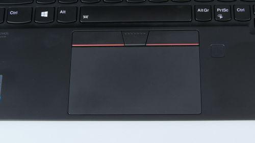 Lenovo ThinkPad X1 Nano Gen 1 - touchpad