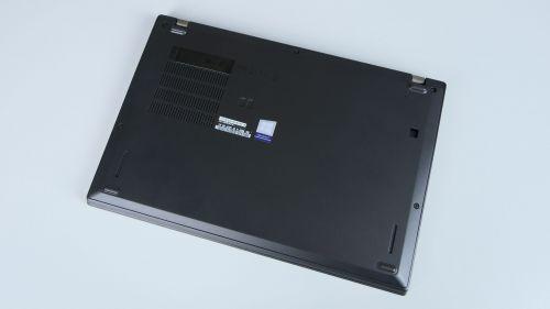 Lenovo ThinkPad X280 - spód ultrabooka
