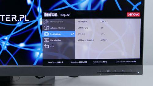 Lenovo ThinkVision P32p-20