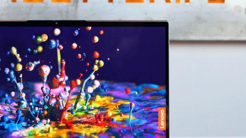 Lenovo Yoga C940 14 - cieniutkie ramki ekranu