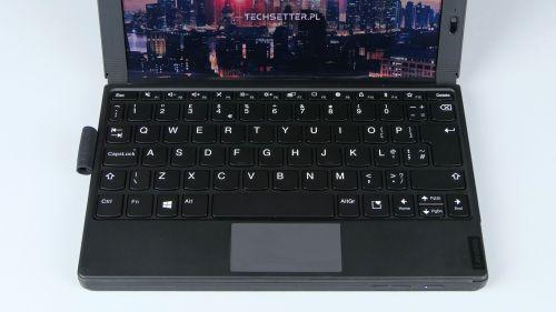 Lenovo ThinkPad X1 Fold Gen 1 - klawiatura