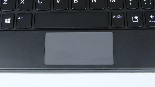 Lenovo ThinkPad X1 Fold Gen 1 - touchpad