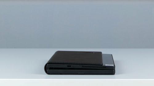 Lenovo ThinkPad X1 Fold Gen 1 - złożony, bezklawiatury
