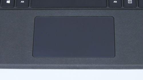 Microsoft Surface Pro X - touchpad