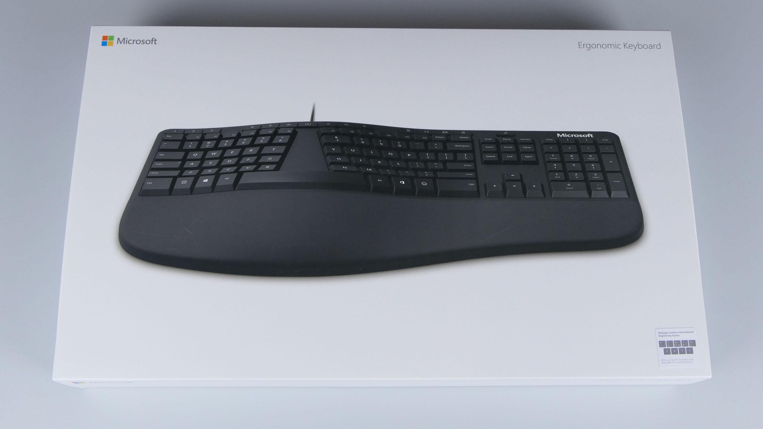 Microsoft Ergonomic Keyboard