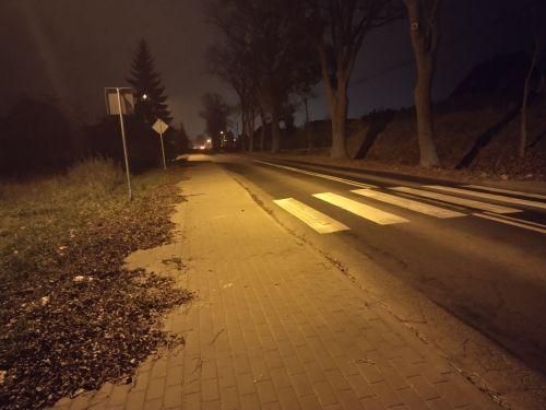 Zdjęcie - noc (tryb nocny)