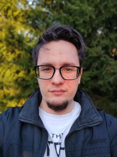 Motorola G9 Power - selfie wtrybie portretowym