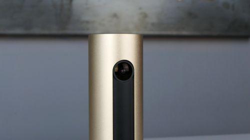 Netatmo Indoor Camera - obiektyw jest wstanie objąć kąt 130 stopni