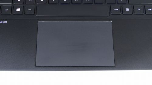 OMEN 15 odHP - touchpad