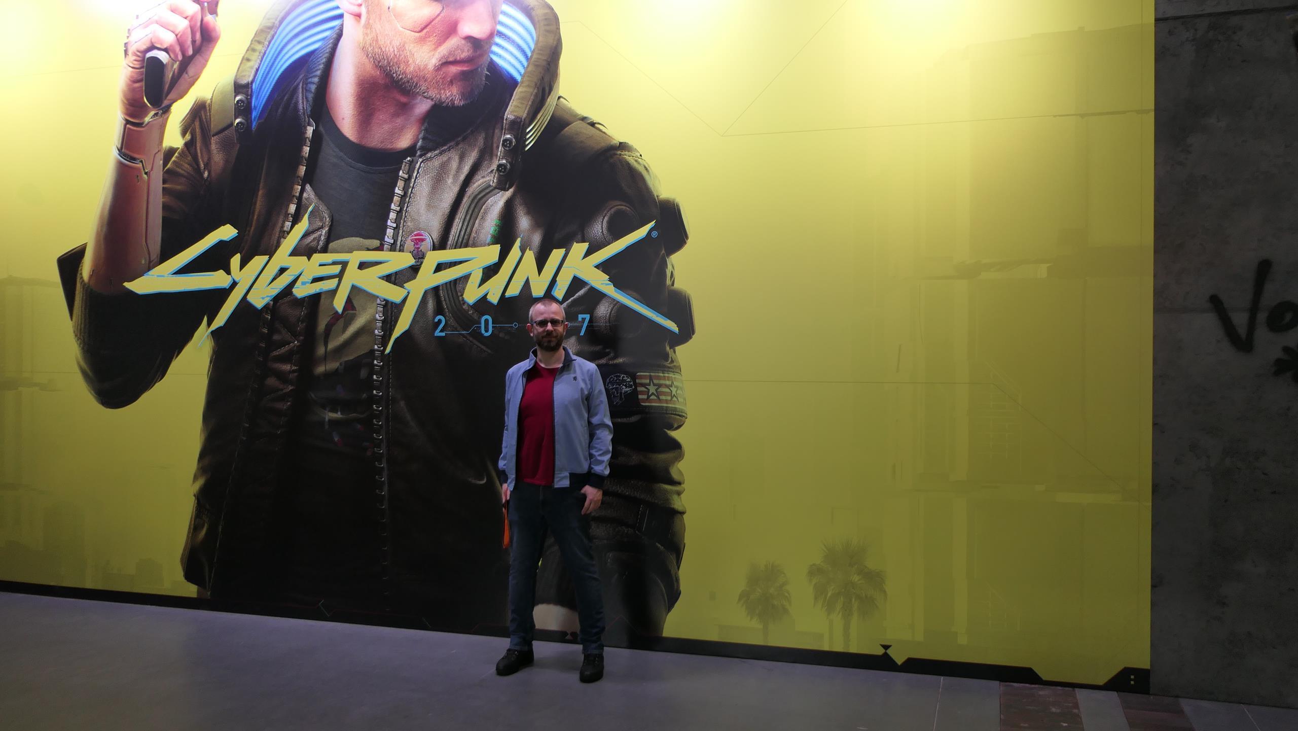 Cyberpunk 2077 - pawilon 7A