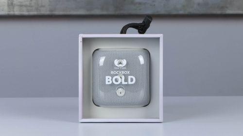 RockBox Bold S w pudełku