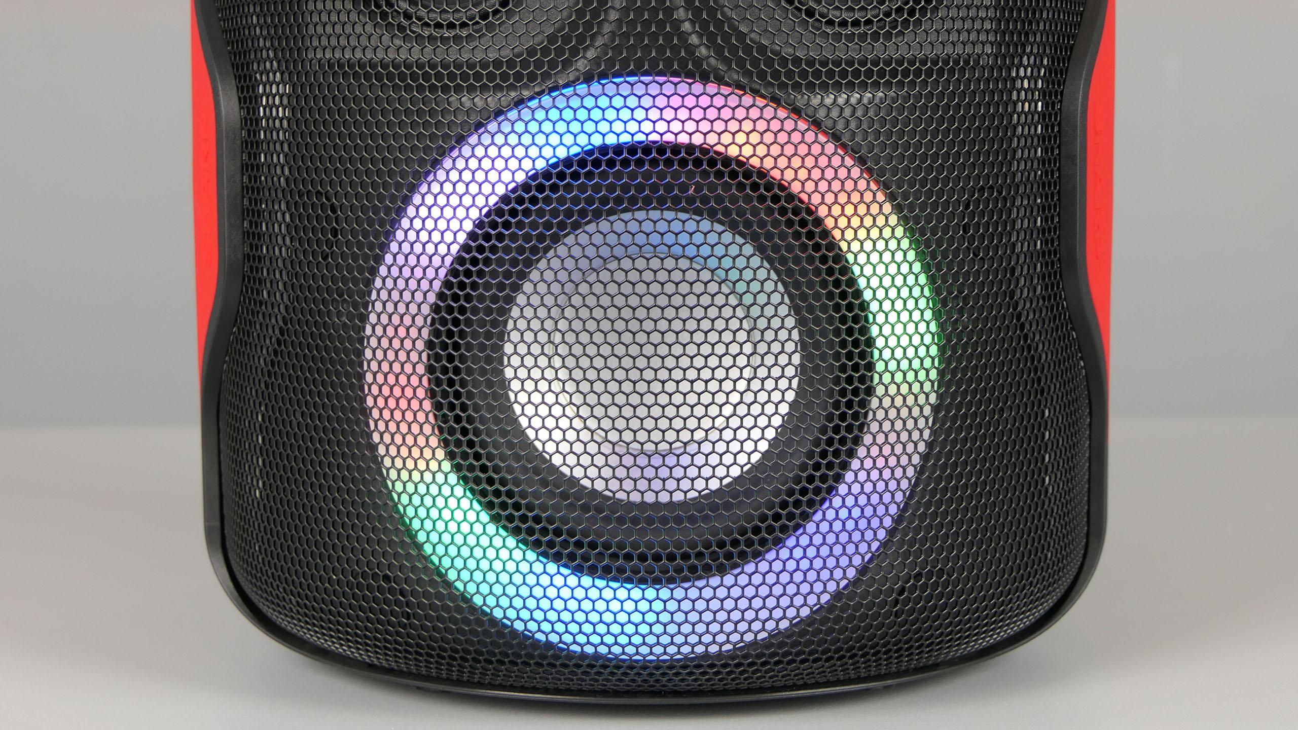 Sharp PS-919 - głośnik niskotonowy iLED-owy pierścień