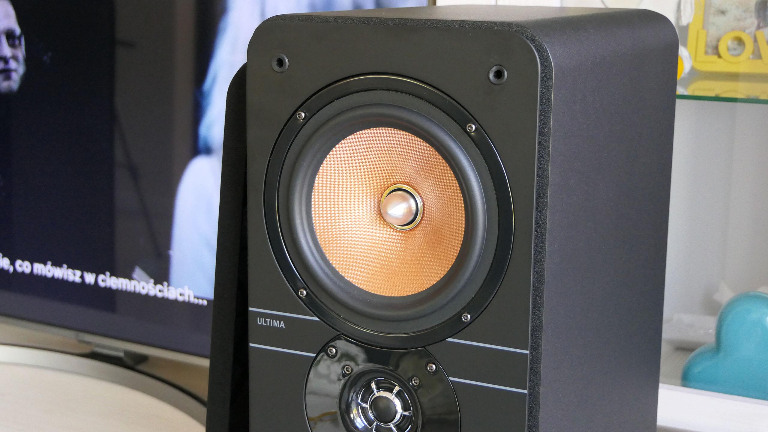 Teufel Ultima 40 Active - głośnik średniotonowy