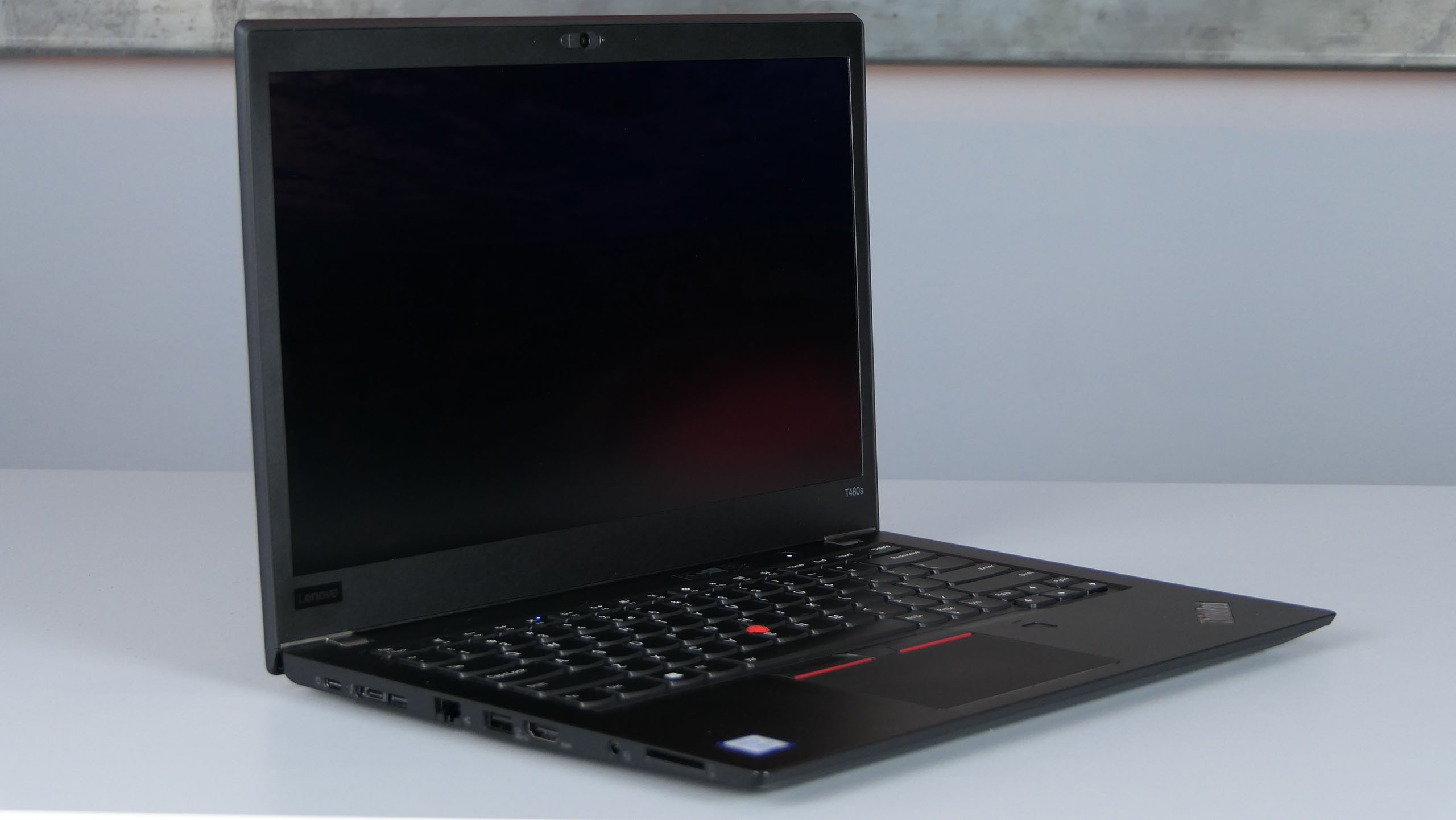 ThinkPad Privacy Guard - aktywny