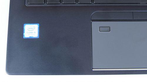 Toshiba Portege X30-D - czytnik linii papilarnych
