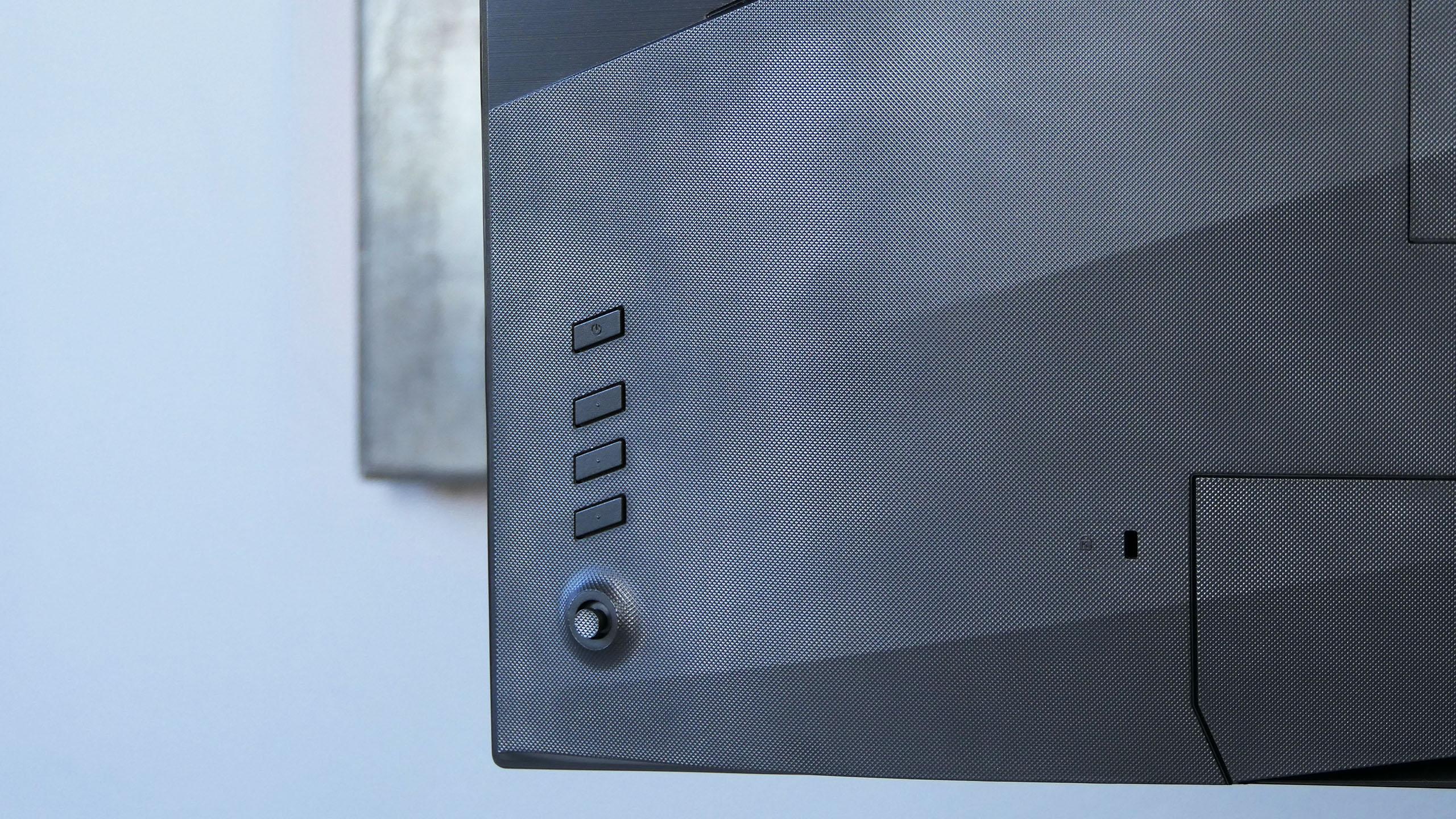 Acer ProDesigner BM270: przyciski i joystick