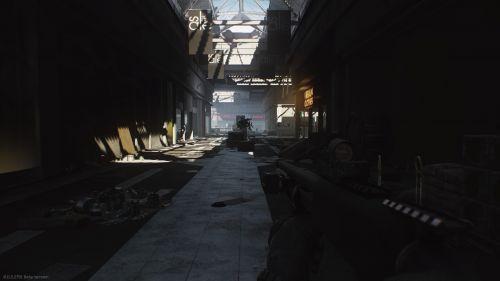 Na mapie Intechange będziemy penetrować opuszczone centrum handlowe...