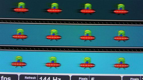Test UFO - MBR wyłączony