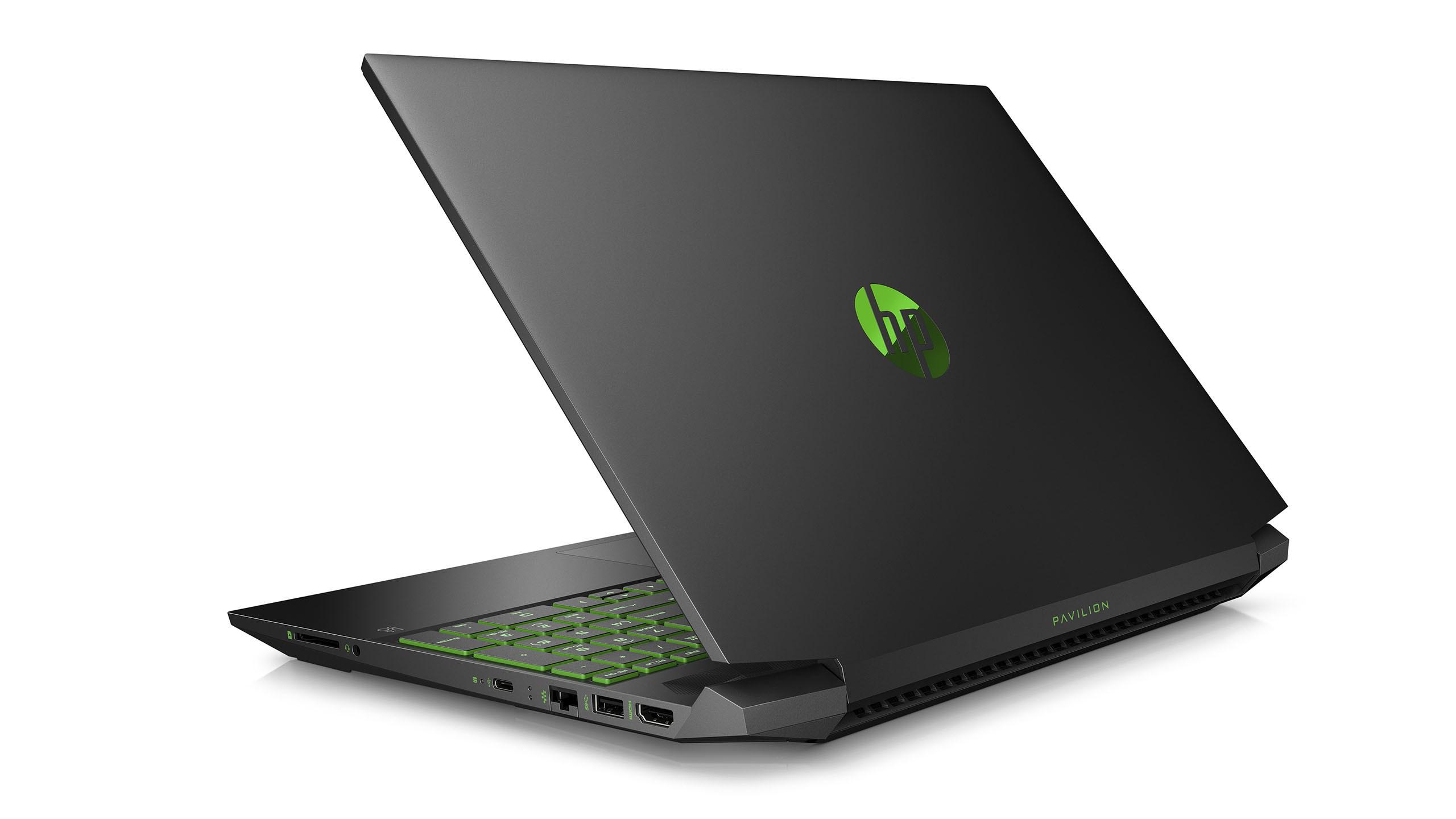 HP Pavilion Gaming Laptop 15 - 2019