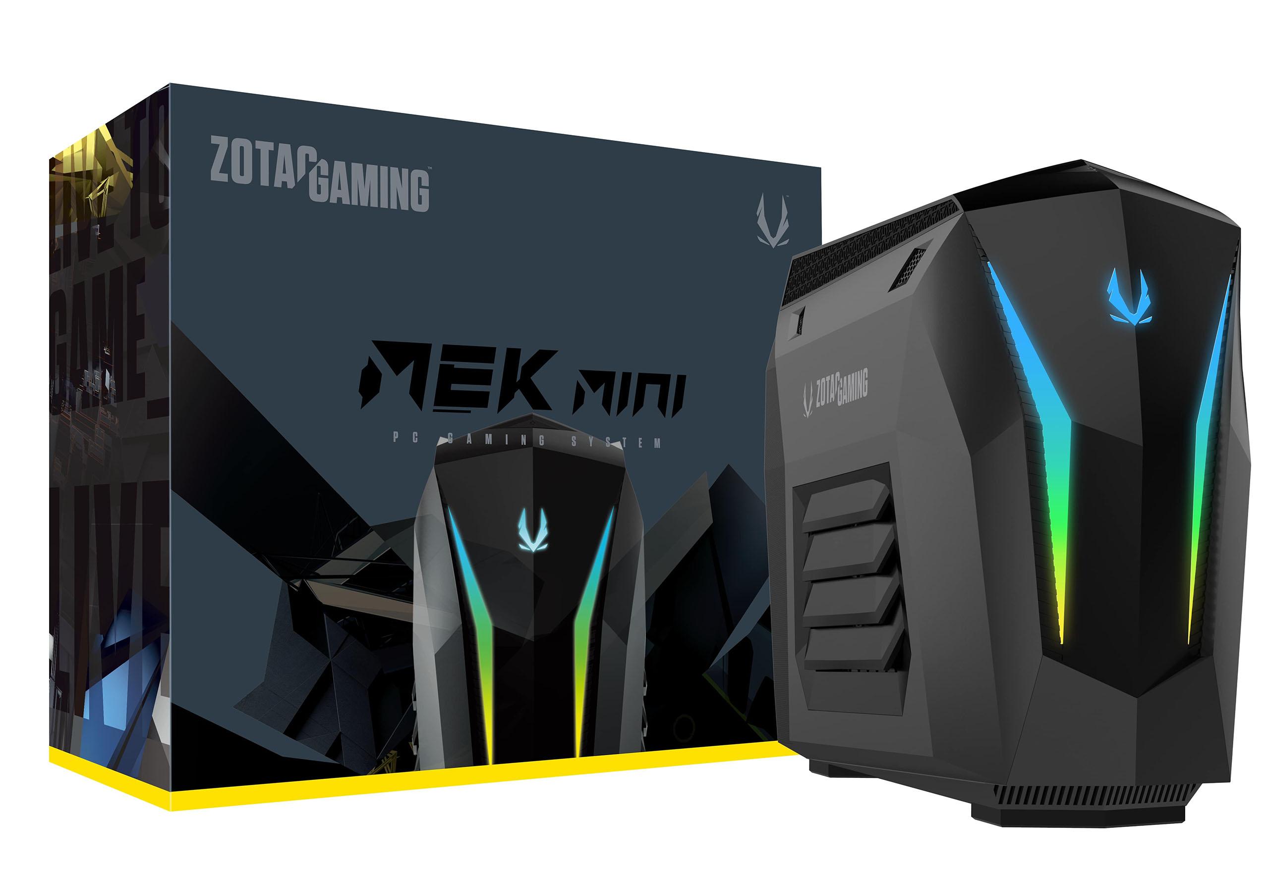 ZOTAC MEK MINI GAMING PC SUPER