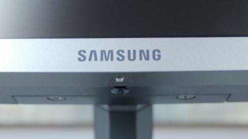 Samsung LC27JG50QQUXEN - joystick sterujący menu